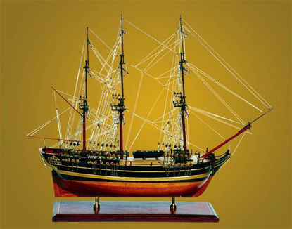 Picture of Bounty 1787 Model Ship