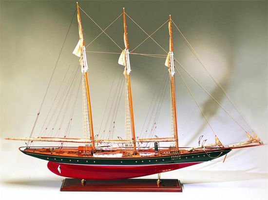 Picture of Atlantic 1903 Model Ship