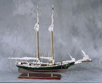 Picture of SMH-06 Mystic 1877 Model Ship