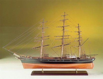 Picture of SMH-04 Cutty Sark 1870 Model Ship