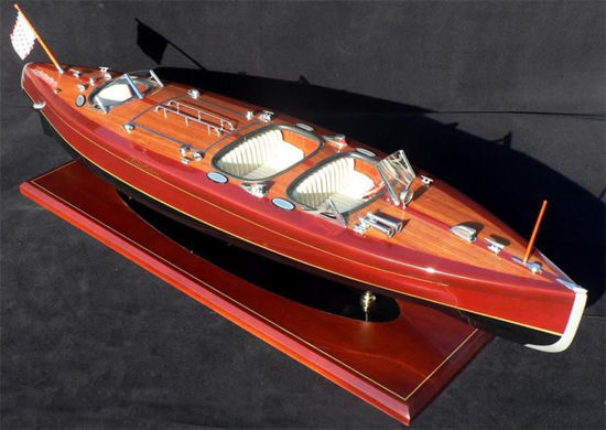 Picture of SMM-03 Typhoon 1929 Model Ship