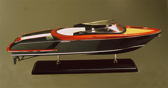 Picture of SMM-18 Aquariva Model Ship