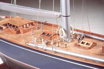 Picture of SMA-09 Velsheda 1933 Model Ship