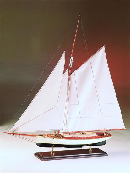 Picture of SMA-12 Mischief 1881 Model Ship