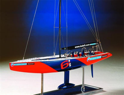Picture of SMA-13 Le Defi 2000 Model Ship
