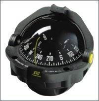 Picture of Plastimo Offshore 105 Compass - Black, Conical Card
