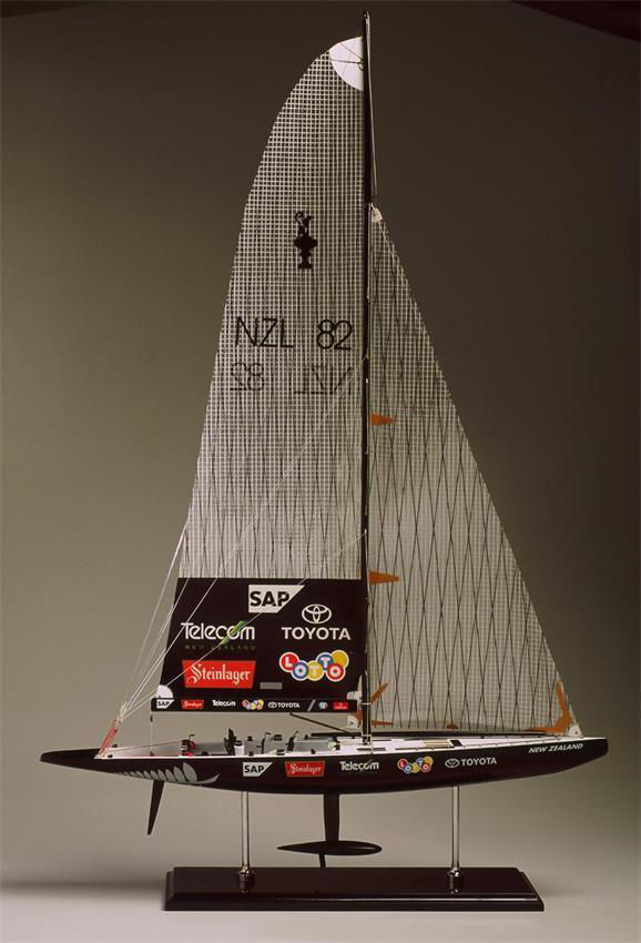Picture of SMA-29 New Zealand 2002 Model Ship
