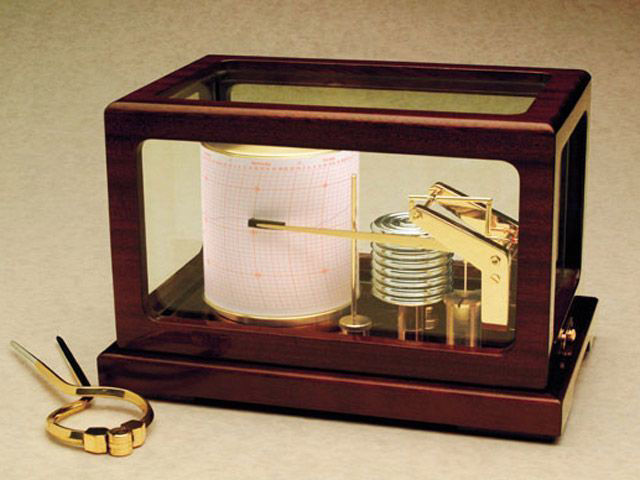 Picture of Weems and Plath Dampened Deluxe Quartz Barograph