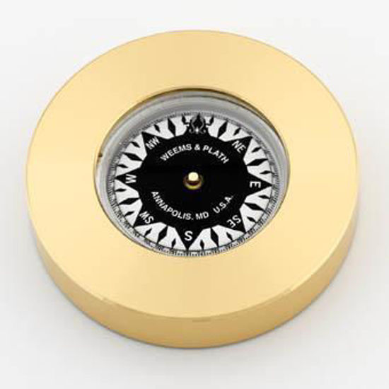 Picture of Weems and Plath Brass Compass Chart Weight