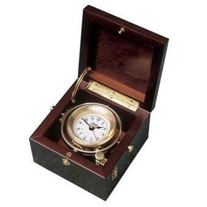 Picture of Weems and Plath Gimballed Box Clock